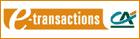 Logo E-Transactions Crédit Agricole