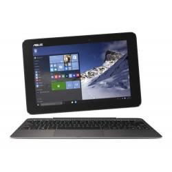 "Asus T100HA 10"" - Windows 10 - 128GO - Gris - Tablette Multimedia Tactile"