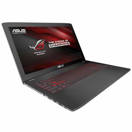 Asus ROG GL752VW-T4005T - Windows 10 - i7 8Go 1128Go - 960M - Webcam - 17.3 - Ordinateur Portable PC