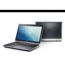 Dell Latitude E6520 - Windows 7 - i5 8GB 120GB SSD - 15.6 - Webcam - Ordinateur Portable PC