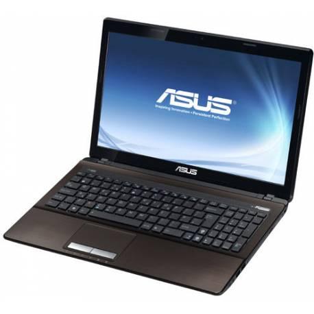 Asus X73SJ-TY015V - Windows 7 - i3 4Go 500Go - 520M - Webcam - 17.3 - Ordinateur Portable PC