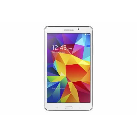 "Samsung Galaxy TAB 4 - SM-T230 7"" - 16 Go - Blanc - Tablette Multimedia Tactile"