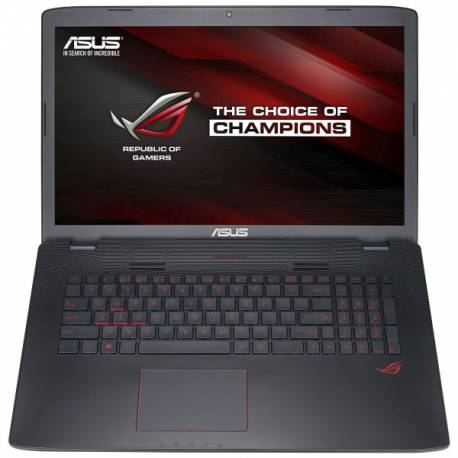 Asus ROG GL742VW-T4140T - Windows 10 - i5 8Go 1000Go - 960M - Webcam - 17.3 - Ordinateur Portable PC