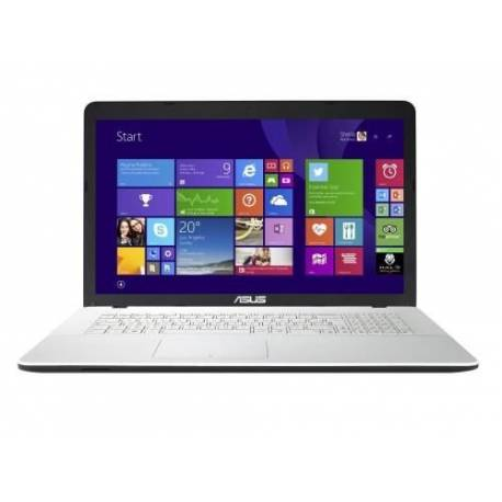 Asus X751LJ-TY118H - Windows 8.1 - i7 4Go 1000Go - GT920M - Webcam - 17.3 - Noir - Ordinateur Portable PC
