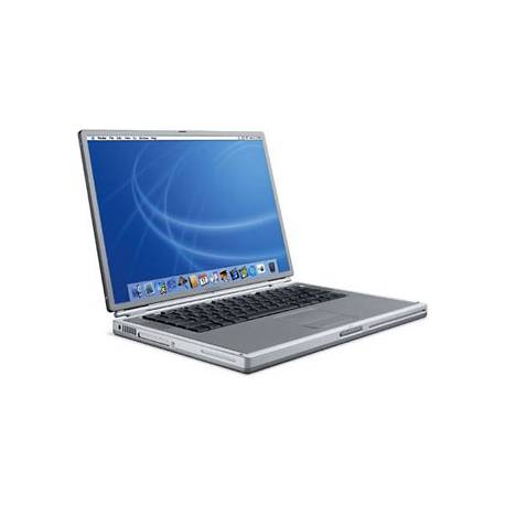 "Apple PowerBook G4 1.67GHz 17"" A1107 (PowerBook5,7) - Ordinateur Portable Apple"