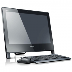 "Lenovo ThinkCentre Edge 91z - Windows 7 - i3 4GB 500GB - 21.5"" Dalle neuve - Tout en Un"