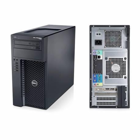 Dell Precision T1650 - Windows 7 - i7 4GB 250GB - Ordinateur Tour Workstation PC