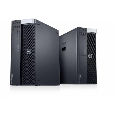 Dell Precision T3600 - Windows 7 - E5-1607 8GB 500GB - Ordinateur Tour Workstation PC