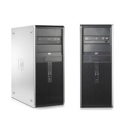 HP Compaq DC7900 - Windows 7 - C2D 2GB 160GB - Ordinateur Tour
