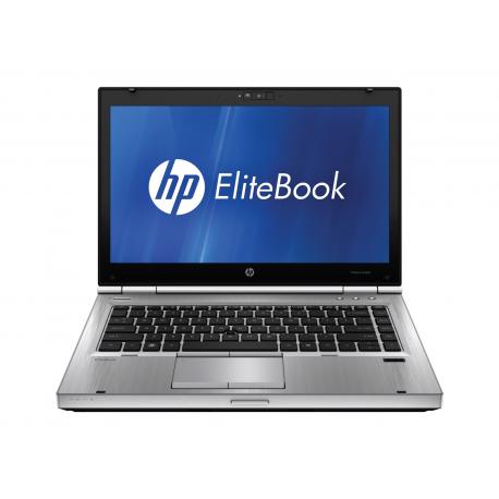 HP EliteBook 8460p - Windows 7 - i5 2GB 250GB - 14 - Ordinateur Pc Portable Occasion