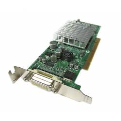PNY NVIDIA Quadro4 280 NVS PCI faible encombrement 64 Mo DDR DVI