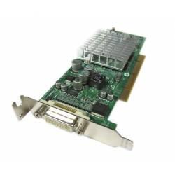 PNY NVIDIA Quadro4 280 NVS PCI faible encombrement 64 Mo DDR DVI