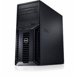 Dell PowerEdge T110 - Xeon 4Go 2Tox2 - Windows Server - Tour Serveur