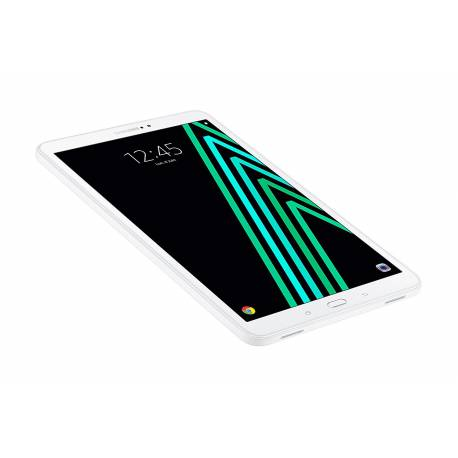 Samsung Galaxy TAB A6 - SM-T580 - 16 Go - Blanc - Tablette Multimedia Tactile