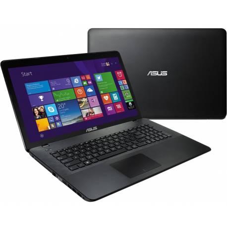 Asus X751MA-TY174H - Windows 8 - N3540 4Go 1To - Webcam - 17.3 - Ordinateur Portable PC