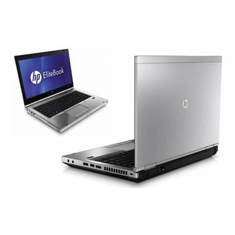 HP EliteBook 8570p - Windows 7 - i5 4GB 320GB - 15.4 - Webcam - Station de Travail Mobile PC Ordinateur
