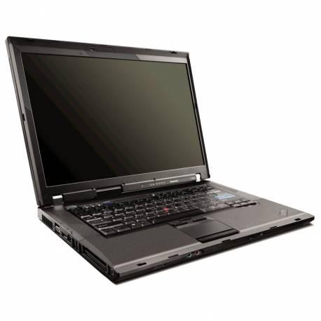 IBM Lenovo ThinkPad T500 - Windows 7 - C2D 4GB 160GB - 15.4'' - Ordinateur Portable PC