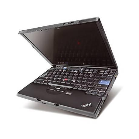 Lenovo ThinkPad X61 - Windows XP - 2.0 2GB 80GB - 12.1 - Ordinateur Portable PC