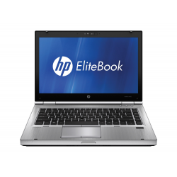 HP EliteBook 8460p - Windows 7 - i5 4GB 250GB - 14 - Ordinateur Pc Portable Occasion