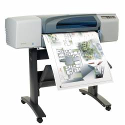 """HP DESIGNJET 500 PLUS FORMAT A0 (42"""") - C7770B - Traceur"""
