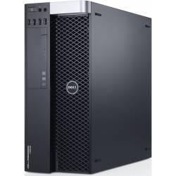 Dell Precision T5600 - Windows 7 - E5-2620 32GB 240GB SSD - Ordinateur Tour Workstation PC