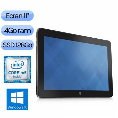 Dell Venue 11 Pro 7140 - Windows 10 - Webcam - m 4GB 128GB SSD - 11 - Tablet PC Reconditionné