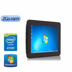 Dell Latitude ST T02G - Windows 7 - Webcam - Atom 2GB 64GB SSD - 10.1 - Tablet PC Reconditionné