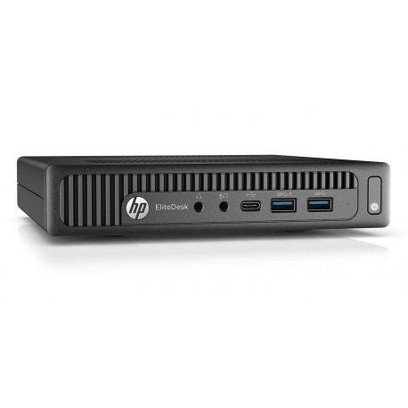 HP EliteDesk 800 G2 - Windows 10 - i5 4GB 128GB SSD - Ordinateur Tour PC