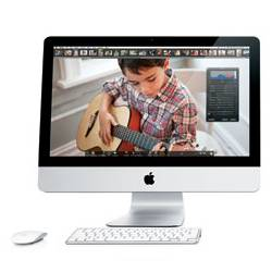 """Apple iMac 21.5"""" C2D 3.06GHz A1311 (EMC 2308) 4Go 500Go - 2010 - Unité Centrale"""