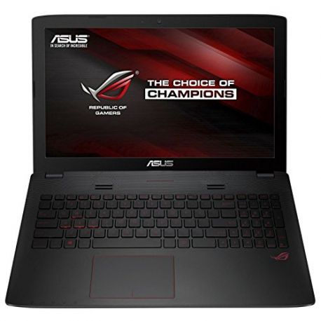 Asus ROG G552VX-DM177T - Windows 10 - i7 8Go 1000Go - GTX950M - 15.4 - Webcam - Ordinateur Portable Gamer