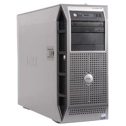 Dell PowerEdge T300 - X3323 8Go 320Gox2 - Windows Server - Tour Serveur