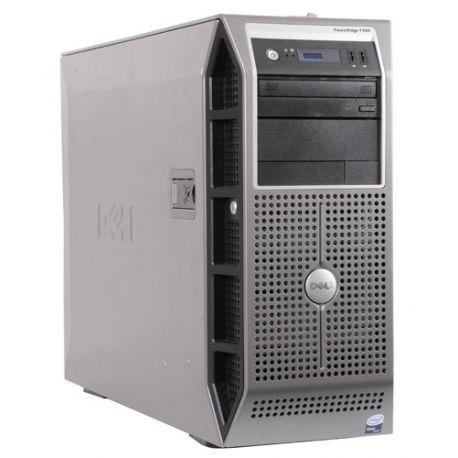 Dell PowerEdge T300 - X3323 8Go 320Gox2 - Windows Server - Tour Serveur