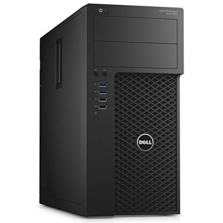 Dell Precision T3620 - Windows 10 - E3-1220v5 32GB 256GB SSD - Ordinateur Tour Workstation PC