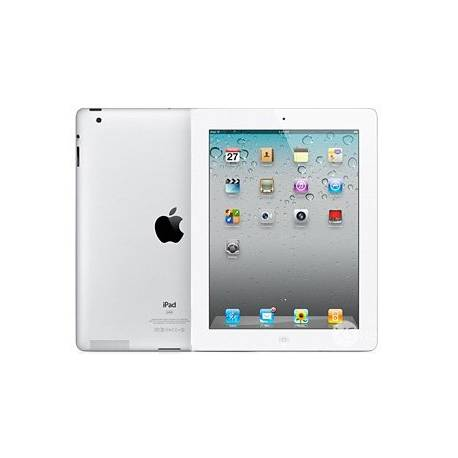 Apple iPad 2 Blanc 16Go Wifi - Boite d'origine - Tablette Tactile