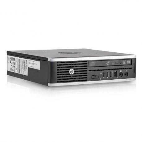 Hp 8200 Elite SFF - Windows 7 - i5 4GB 500GB - PC Tour Bureautique Ordinateur