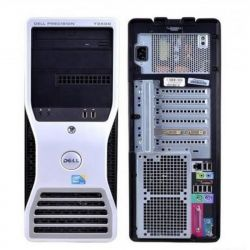 Dell Precision T3500 - Windows 7 - w3530 12GB 250GB - Ordinateur Tour Workstation PC