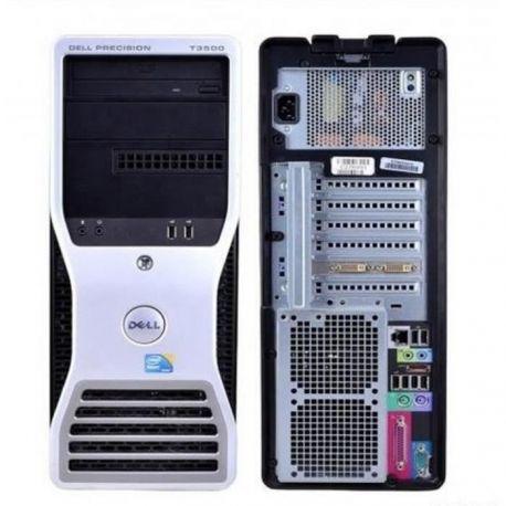 Dell Precision T3500 - Windows 7 - w3530 8GB 250GB - Ordinateur Tour Workstation PC