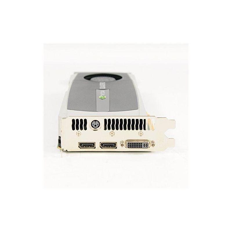 nVidia Quadro 5000 - 2.5Go GDDR5 - NVA-P1030 - Carte vidéo PCI-E