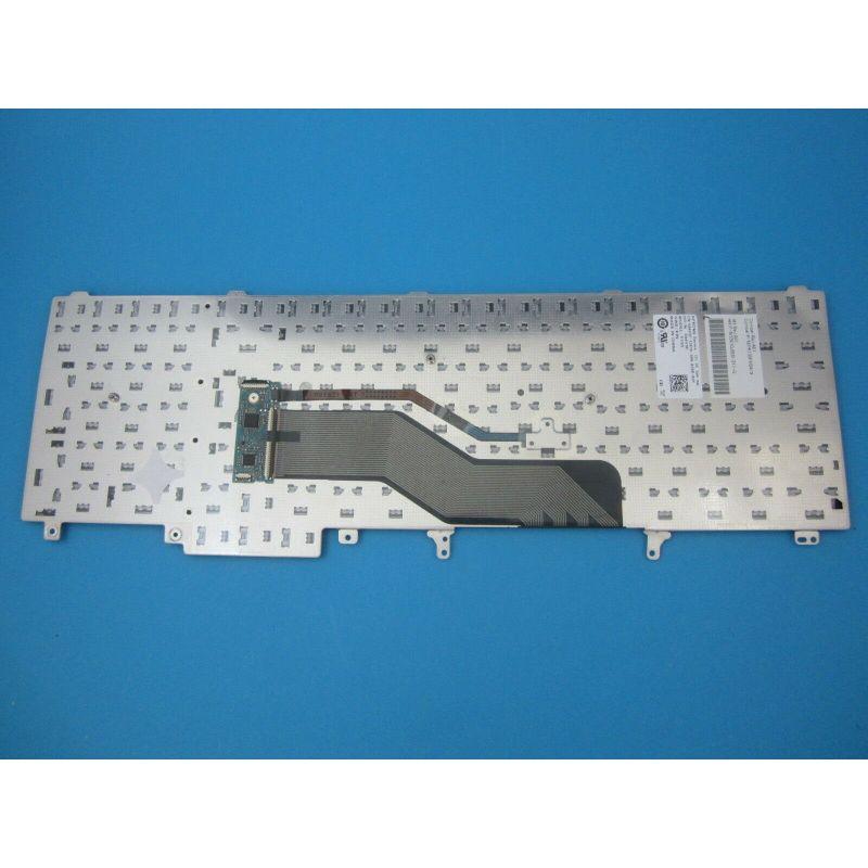 Clavier Dell reconditionné - 094V5F - QWERTY - SWEDISH-FINNISH - E5520/E5530/M4600/M6700