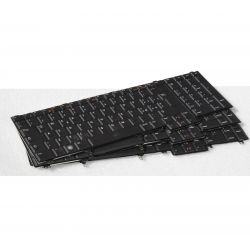 Clavier Dell reconditionné - 04GNC4- QWERTY - NORWEGIAN - E5520/E5530