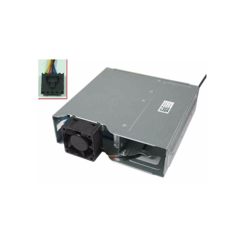 1B23LWS00 - 088PWP + 0CGRWD Dell T3600 T5600 T5610 2.5 HDD Cage + Fan