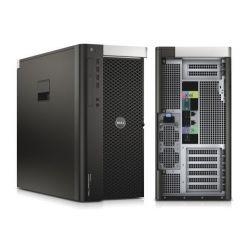 Dell Precision T7610 - Windows 10 - 2x E5-2650v2 16GB 240GB SSD - Ordinateur Tour Workstation PC
