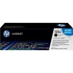 HP - Cartouche de toner - Noir - CB540A