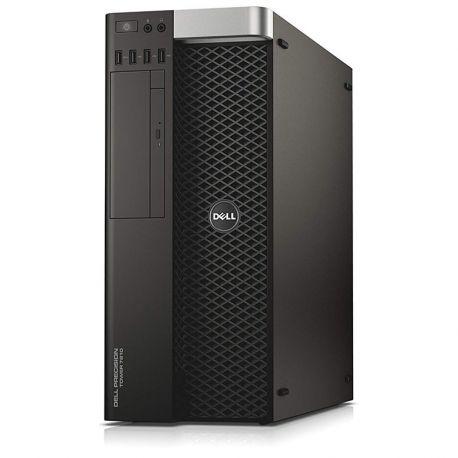 Dell precision T7810 - Windows 10 - Xeon 16Go 256Go SSD - Quadro K2000 - Station de travail - créations graphiques