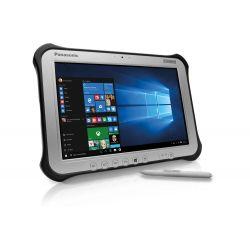Panasonic TOUGHPAD FZ-G1 - Windows 10 - i5 8Go 256Go SSD - 10.1 Touch - 4G/GPS - Tablet PC Ardoise Durcie - Resistante a l'eau