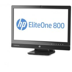 "HP EliteOne 800 G1 AiO - Windows 10 - 3.1GHz 4Go 500Go - 23"" - Webcam - Tout en un"