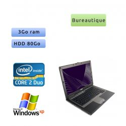 Dell Latitude D630 - Windows XP - C2D 3GB 80GB - 14.1 - Ordinateur Portable PC