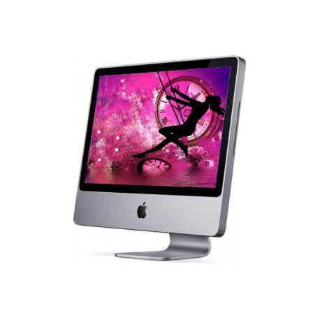 """Apple iMac 24"""" A1225 (EMC 2134) 2.8GHz 4Go 500Go - clavier/souris neufs - Unité Centrale"""