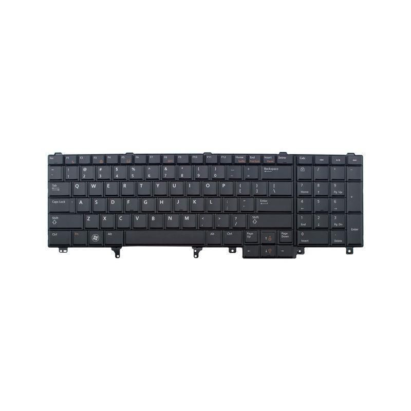 Clavier Dell NSK-DWCUC - 02FD2H - Qwerty - US