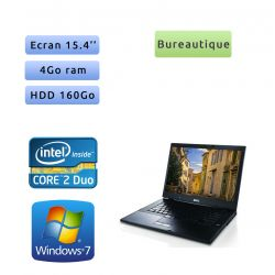 Dell Latitude E6500 - Windows 7 - 2.53 4Go 160Go - 15.4 - Ordinateur Portable PC